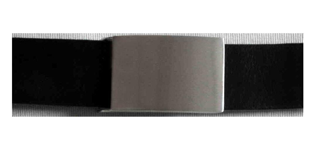 1A SATTLERQUALITÄT Ledergürtel NEU Gürtel 4cm breit LEDER Hochwertig Nach MASS #