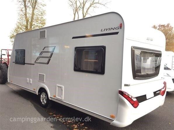 Hymer Living 555 XL, 2019, kg egenvægt 1355