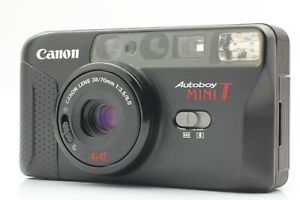 [MINT] Canon Autoboy Mini T Ai AF 38-70mm Point & Shoot Camera From JAPAN