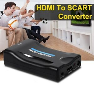 Adattatore-audio-convertitore-video-composito-da-HDMI-a-SCART-con-cavo-USB-S1R1