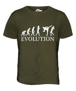 EVOLUTION MENS T-SHIRT TEE TOP GIFT