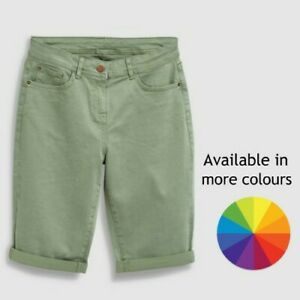 Ladies Next Soft Touch Shorts Sizes 6-20