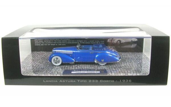 LANCIA ASTURA tipo 233 MaItese (blu) 1936