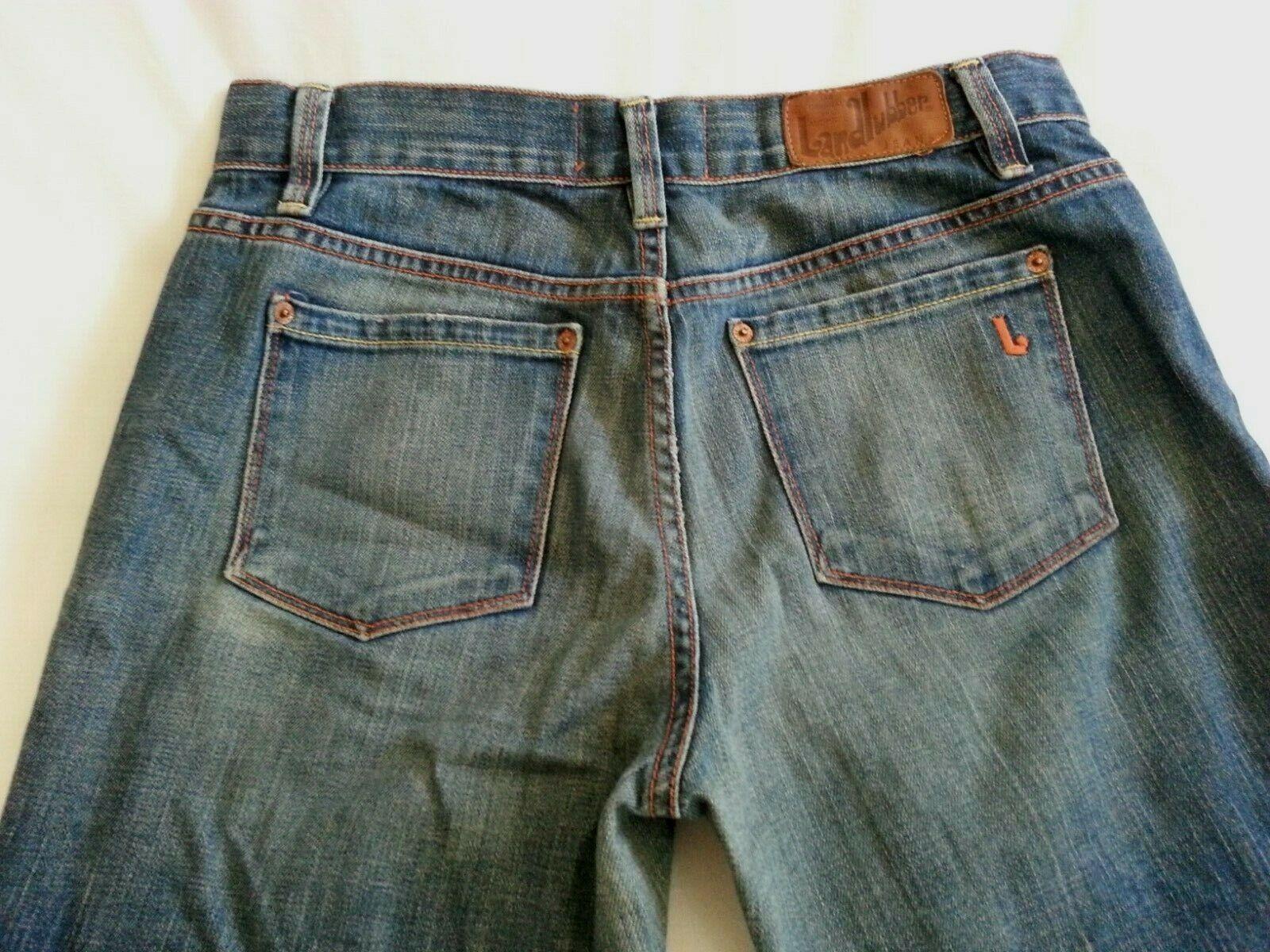 Vintage Women's Landlubber Denim Jeans Pants Size… - image 7