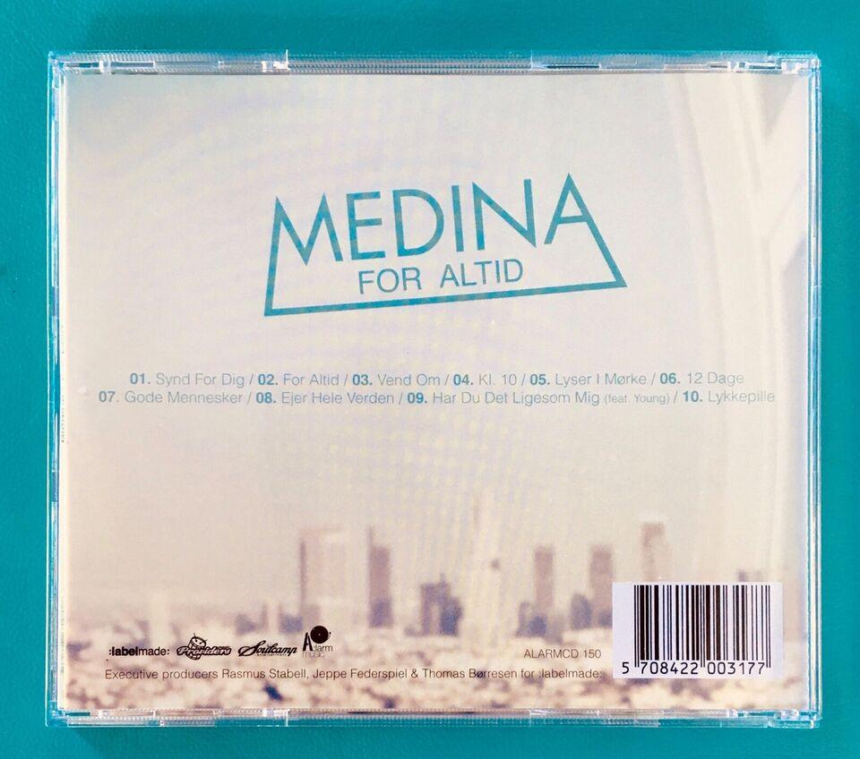 Medina: For altid, pop