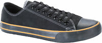 Harley-davidson Womens Leather Sneakers D83197 Zia