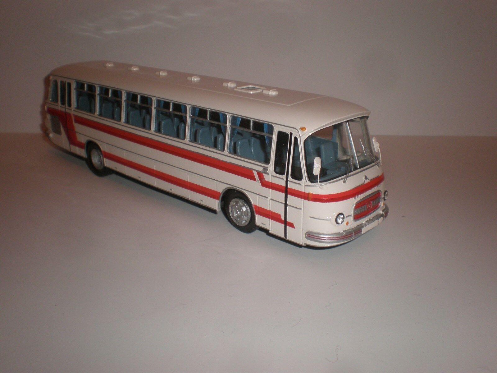 1  43 Spaniens busss Setra Seida S 14 La Montanesa  1960 s