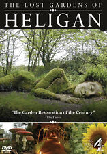 DVD:THE LOST GARDENS OF HELIGAN - NEW Region 2 UK