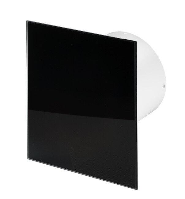 Sehr leise Hausventilator Badlüfter - Zeitschalter  Feuchtigkeitssensor 100 mm     | Vollständige Spezifikation  | Mangelware  | Optimaler Preis