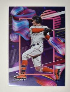 2020 Select Artistic Impressions #AI-6 Mookie Betts - Boston Red Sox