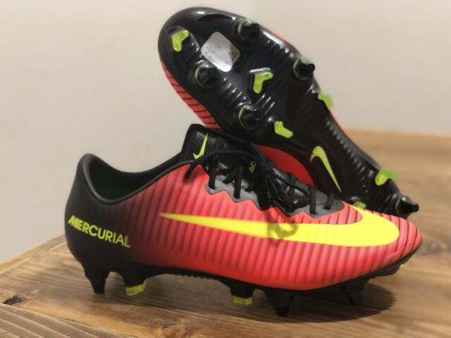 0c841c53042f Nike Mercurial Vapor XI SG Pro ACC Soccer Cleats Futbol 831941-870 ...