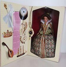 1994 ELIZABETHAN QUEEN BARBIE DOLL GREAT ERAS COLLECTION VOL.6 SPECIAL EDITION
