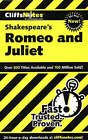 Notes on Shakespeare's  Romeo and Juliet by Gary Carey (Paperback, 2000)