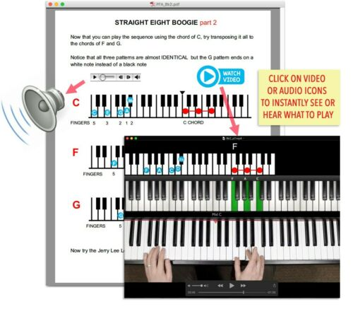 Piano For All The incredible NEW Way to learn Piano by Robin Hall