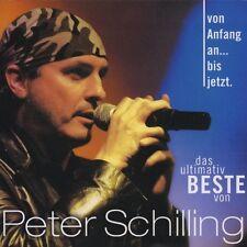 PETER SCHILLING - VON ANFANG AN...BIS JETZT CD NEU