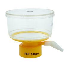 CELLTREAT 250mL Bottle Top Filter, PES, 0.45, 24/Case, Sterile, #229712E