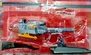 Agusta-Bell-AB-212-ASW-Marina-Italiana-Scala-1-72-Die-Cast-Elicotteri-Combat