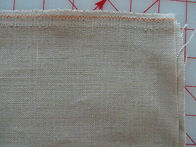 32 ct Flax Cashel Linen Counted Cross Stitch Fabric You Choose Size