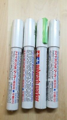 Rc Model Vehicles & Kits Constructive PiÈces DÉtachÉe Tamiya Outils Lot De 4 Polycarb Marker Feutres Light Green Pm-8 Profit Small Other Rc Model Vehicles & Kits