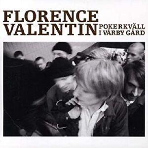 "Florence Valentin - ""Pokerkväll I Vårby Gård"" - 2007 - CD Single"