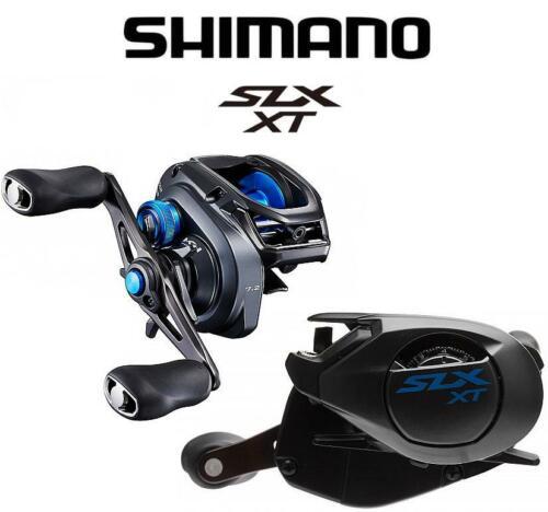 Shimano SLX XT 151HG Left-Handed Casting Reel 7.2:1