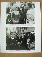1985 FILM STILL PRESS PHOTO - MORONS FROM OUTER SPACE - JOANNE PEARCE PAUL BOWN