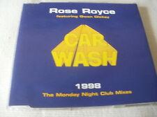 ROSE ROYCE / GWEN DICKEY - CAR WASH 1998 - UK CD SINGLE