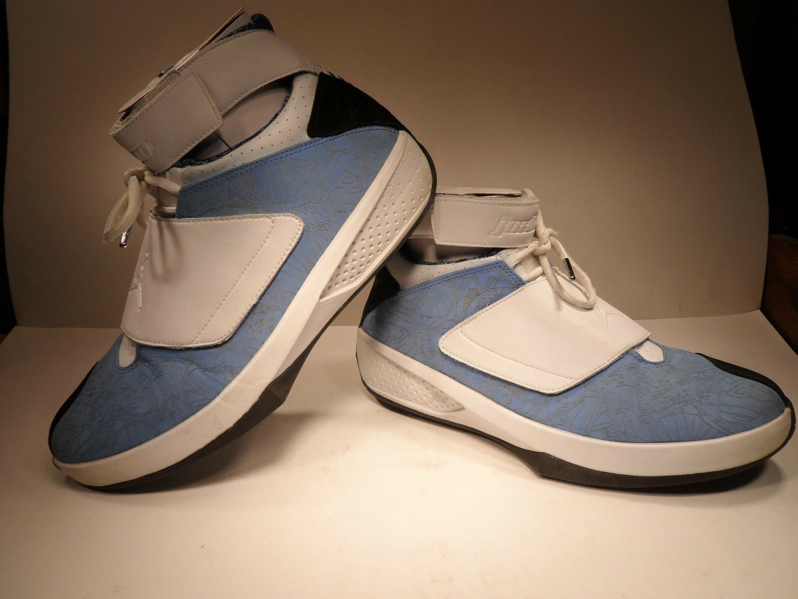 Nike air jordan xx 20 west coast protezioni university blu / bianco blk 2005 protezioni coast sz 10,5 9c70ef