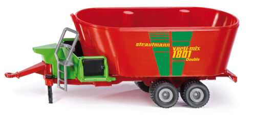 Siku 1970 Strautmann Futtermischwagen Landwirtschaft Modell Fahrzeug Auto 1:50