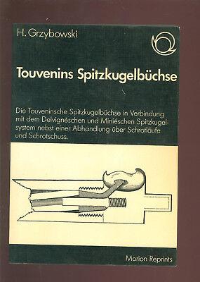 Gut Touvenins Spitzkugelbüchse 1855 / 1976 Delvigneschen Minieschen Spitzkugelsystem Verhindern, Dass Haare Vergrau Werden Und Helfen, Den Teint Zu Erhalten