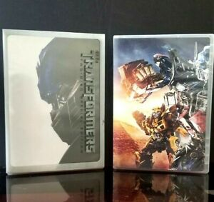 Transformers Special Edition 2 Disks & Revenge of the Fallen DVD-Lot of 2 Movies