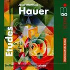 Hauer: Etudes, Op. 22 (CD, Mar-2012, MDG)