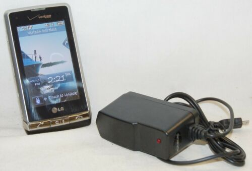 1 of 1 - LG VX9700 Dare Cell Phone Touch Screen Verizon Wireless GPS web bluetooth vCast