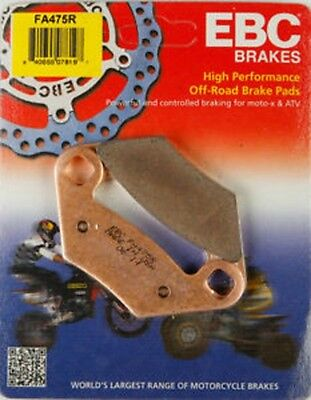 Rear Brake Pads for ATV  Polaris  SPORTSMAN XP EPS HO 850 2014