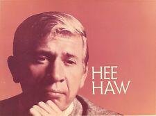 "Photo ~ BUCK OWENS  ~  HEE HAW ~ 9"" x 7"" ~"