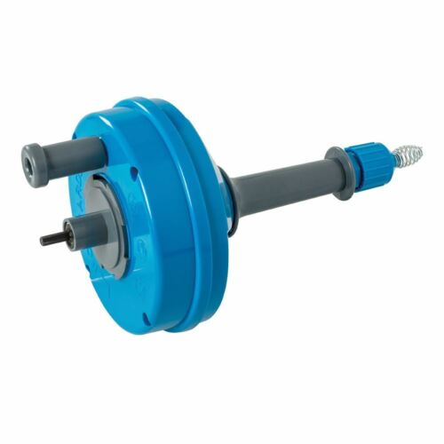 Perceuse-Powered Drain Cleaner Auger High-Impact Extensible 6 m x 6 mm spirale Rod