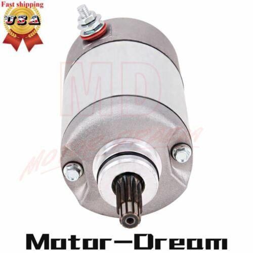 ATV Starter For Honda Sportrax 300 TRX300EX 2x4 1993-2008 SM13422  31200-HM3-671