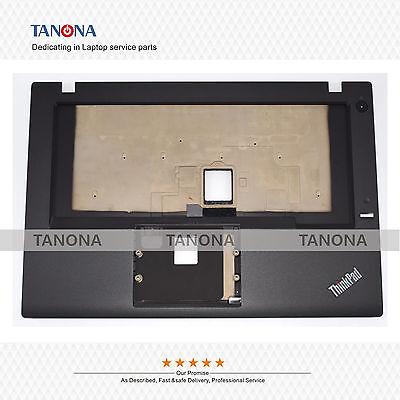 NEW 01AW302 For Lenovo ThinkPad T460 Palmrest Keyboard Bezel Upper Case w// FP