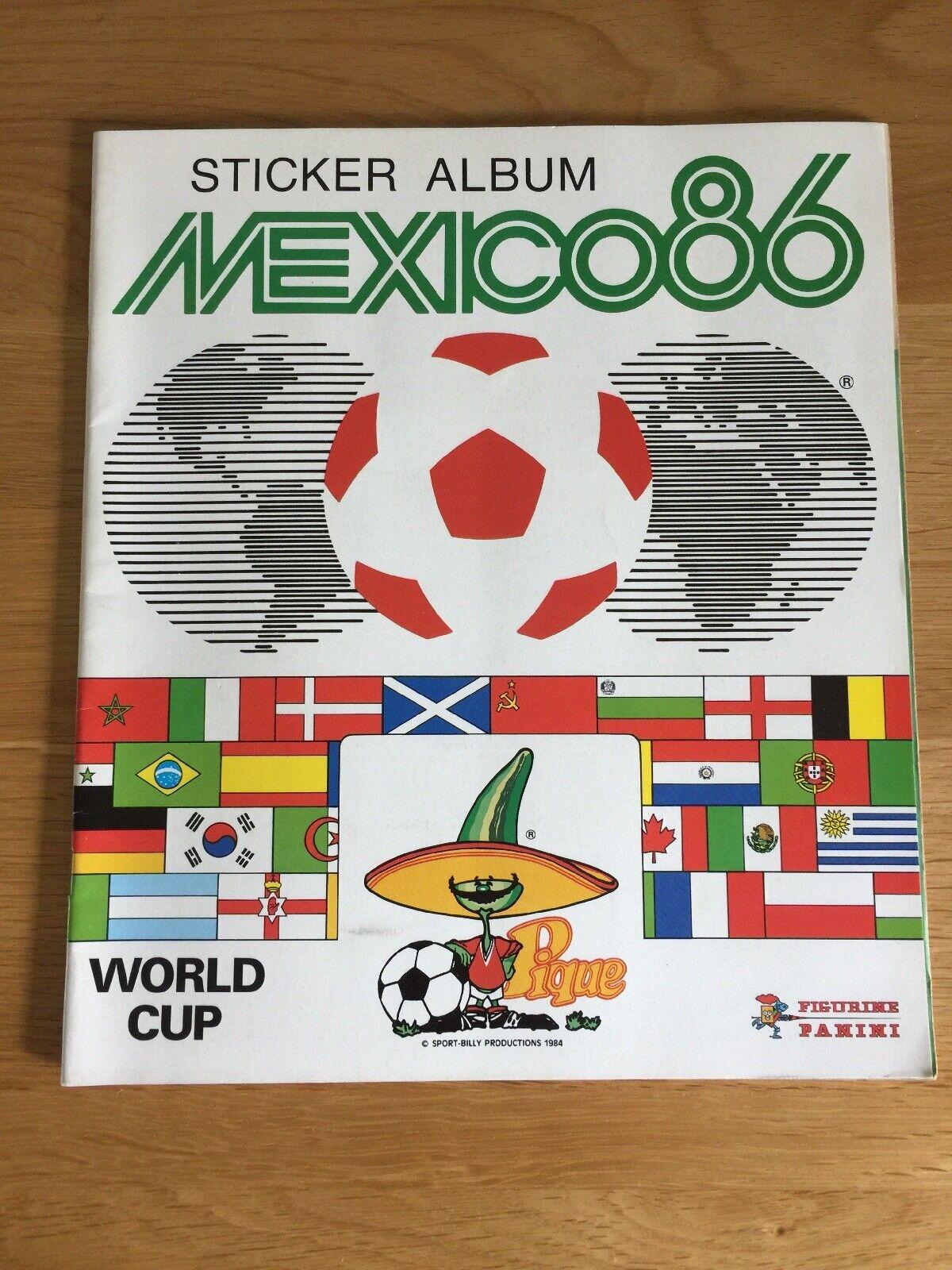 Empty Sticker Album I Love Snoopy 1987 Panini SPANISH ESPANA