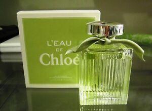 Ml3 About 100 Details Eau Chloe De L'eau By Natural Spray Toilette 4 Fl oz DHEW29I