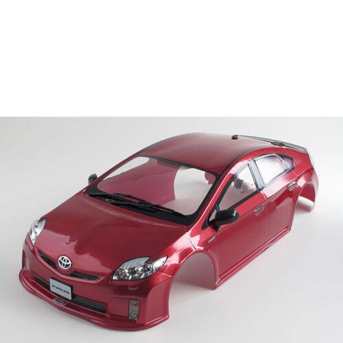 Bodywork Toyota Prius Red 1:10 Route 246 Kyosho r246-4203 #704406