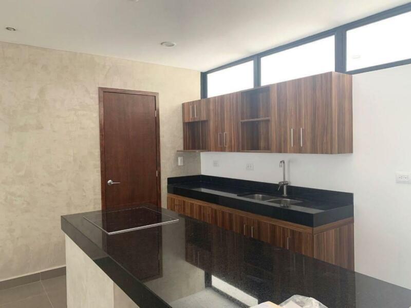 Casa en venta de 2 habitaciones al norte de Mérida