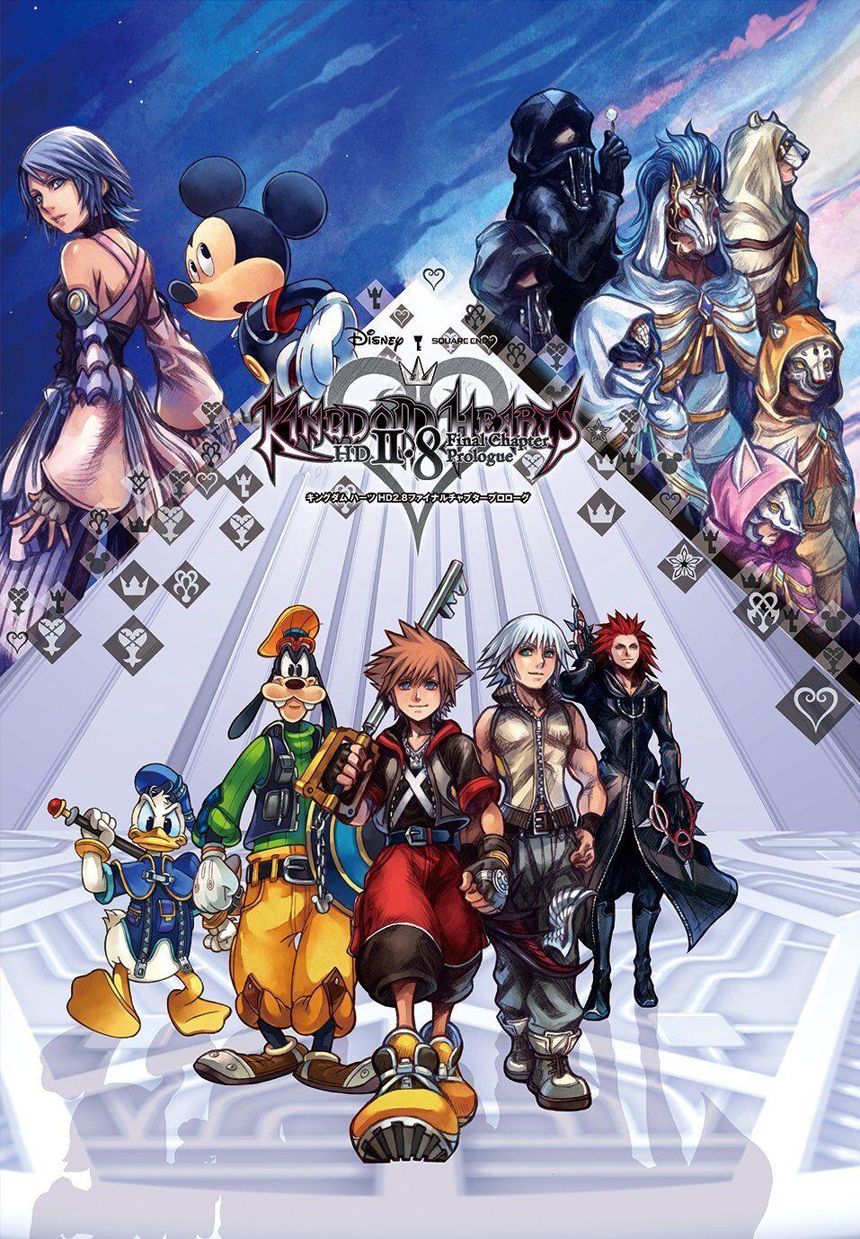 1000 Pièce Jigsaw Kingdom Hearts  HD 2.8 chapitre final Prologue (51 x 73.5 CM)  présentant toutes les dernières mode de la rue haute