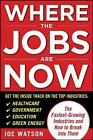 Where the Jobs are Now: The Fastest-Growing Industries and How to Break into Them by Joe Watson (Paperback, 2010)