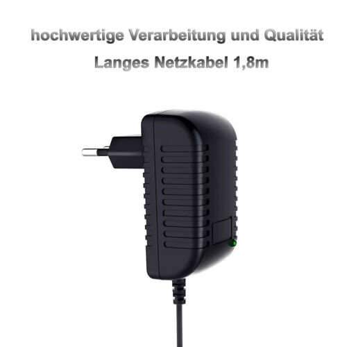 Netzteil Ladegerät für DYMO LETRATAG LT-100H THERMAL LABEL PRINTER