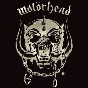 Motorhead-Motorhead-White-Vinyl-New-Vinyl-LP-Colored-Vinyl-White-UK-Im
