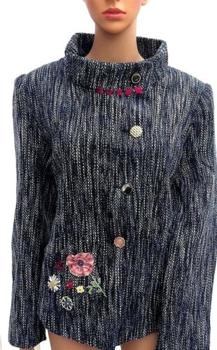 Joe Uk Jacket Flattering Browns Rrp£86 Fabulously Size 18 Blazer Women's New STqxAq