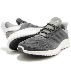 50b792ff7 adidas Alphabounce CR Clima Grey White Men s Running Shoes size 11 ...