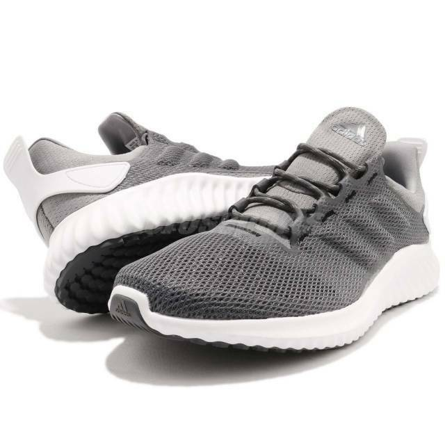 newest f2469 af7de adidas Alphabounce City Run Climacool Gray/white Running Shoes Sz 11 Ac8183