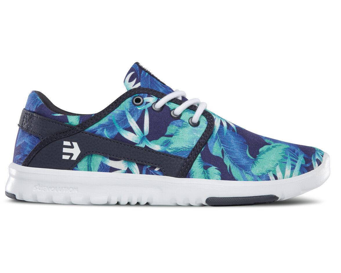 ETNIES x COCO HO Scout W's 4201000297-443 Frauen Schuhe Sneakers Blau/Weiß 4201000297-443 W's b62f0d